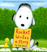 Rocket Writes a Story cover photo